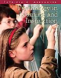 Psychology In Learning And Instruction
