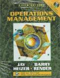 Operations Management Free Student Cd-Rom