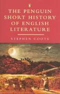 PENGUIN SHORT HISTORY OF ENGLISH LITERATURE (P)