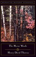 Maine Woods Easyread Large Edition