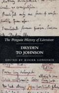 Dryden to Johnson, Vol. 4
