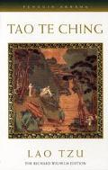 Tao Te Ching The Book of Meaning and Life
