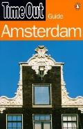 Time Out Amsterdam Guide '98 - Publishers Penguin