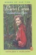 Rachel Carson Pioneer of Ecology