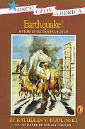 Earthquake! A Story of Old San Francisco