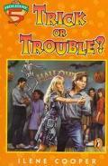 Trick or Trouble? - Ilene Cooper - Paperback