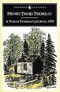 Year in Thoreau's Journal 1851