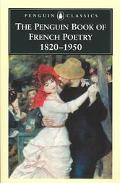 Penguin Book of French Poetry 1820-1950