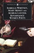Isabella Whitney, Mary Sidney and Aemilia Lanyer Renaissance Women Poets