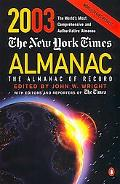 New York Times 2003 Almanac
