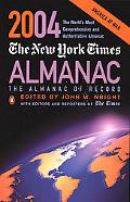 New York Times Almanac 2004
