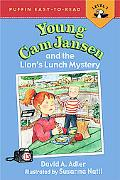 Young Cam Jansen and the Lions' Lunch Mystery ( Young Cam Jansen Series #13), Vol. 13