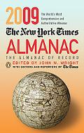 New York Times Almanac 2009: The Almanac of Record
