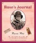Rose's Journal The Story of a Girl in the Great Depression