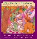The World's Birthday: A Rosh Hashanah Story - Barbara Diamond Diamond Goldin - Hardcover - 1...