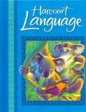 Harcourt School Publishers Language: Student Edition Grade 2 2002