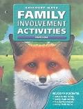 Harcourt Math: Family Involvement Activities, Grade 5