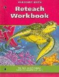 Harcourt Math: Reteaching Workbook