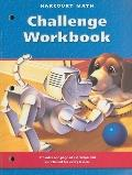 Harcourt Math: Challenge Workbook