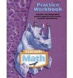 Harcourt Math: Practice Workbook, Grade 4