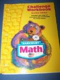Harcourt Math: Challenge Workbook, Teacher's Edition