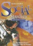 Harcourt Social Studies: Student Edition CD-ROM Grade 6 Civil War to Present 2008 (Ss Tech/E...