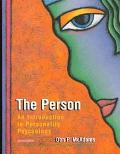 Person An Introduction to Personality Psychology