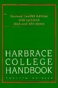 Harbrace Coll.hdbk.-(rev.mla Ed)
