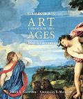 Gardner's Art Through the Ages With Infotrac