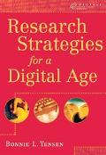 Research Strategies for a Digital Age With Infotrac