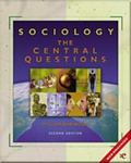 Sociology The Central Questions
