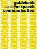 Guidebook for Speech Communication - Milton Dickens - Paperback