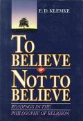To Believe or Not to Believe