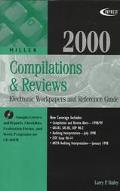 2000 Compilations & Reviews Electronic Workpapers and Reference Guide