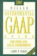 2001 Miller Governmental Gaap Guide