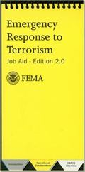 Emergency Reponse to Terrorism: Job Aid - Federal Emergency Management Agency - Other Format