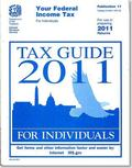 Your Federal Income Tax for Individuals 2011