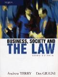 Business, Society and the Law