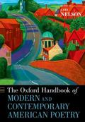 Oxford Handbook of Modern and Contemporary American Poetry