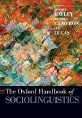 Oxford Handbook of Sociolinguistics