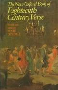 New Oxford Bk.of Eighteenth Cent.verse