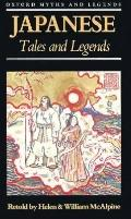 Japanese Tales+legends