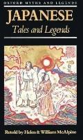 Japanese Tales+legends