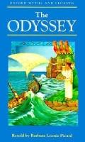 The Odyssey by Homer (Oxford Myths and Legends) - Barbara Leonie Leonie Picard - Paperback -...