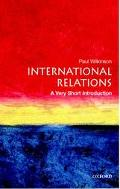 International Relations A Very Short Introduction Political Science