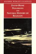 Principal Writings on Religion Including Dialogues Concerning Natural Religion and the Natur...