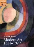 Modern Art 1851-1929 Capitalism and Representation