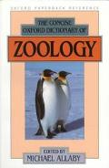 Concise Oxford Dictionary of Zoology