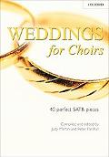 Weddings for Choirs - Martin - Paperback