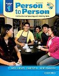 Person to Person Student Book 1 Communicative Speaking And Listening Skills